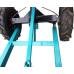 Грабли поперечные сеноуборочные для мини трактора и мотоблока