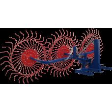 Ворошилка колесно-пальцевая ВМ-3 (Вулкан)
