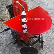 Картофелесажалка КСМ-1МТ для мини-трактора