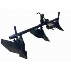 Окучник трехрядный универсальный для мини трактора и мотоблока