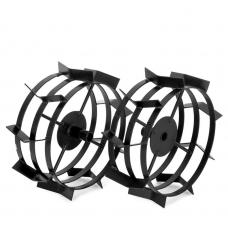 Грунтозацепы 3 обода  Ø-25 мм круг (445Х160мм, Pubert, Caiman)