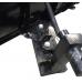 Отвал снежный (Усиленный) обрезиненный СОМ-1,2 А.М. на мотоблоки (Агро, МТЗ)