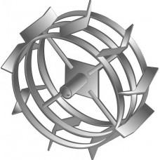 Грунтозацепы 480х195 мм (Салют/Агат, Целина МБ-501)