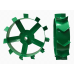 Грунтозацепы (Усиленные) Ø-30 мм круг (445х120 мм) (Нева, Каскад, Целина, КАДВИ, Луч, Форза)