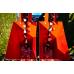 Чеснокосажалка двухрядная навесная на Мотоблок и Минитрактор