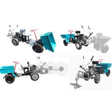Адаптер кузовной АК-1 для мотоблока (Forza, Ока, Каскад, Луч, Нева, Целина)