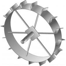 Грунтозацепы для окучивания  Ø-30 мм круг  (600х120мм Нева, Форза,Ока,Каскад)