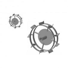 Грунтозацепы  Ø-25 мм круг (310х95мм на МК Крот, Крот 2,Тарпан, 500 АМ, Carver T-653R, Kansas MK-700)
