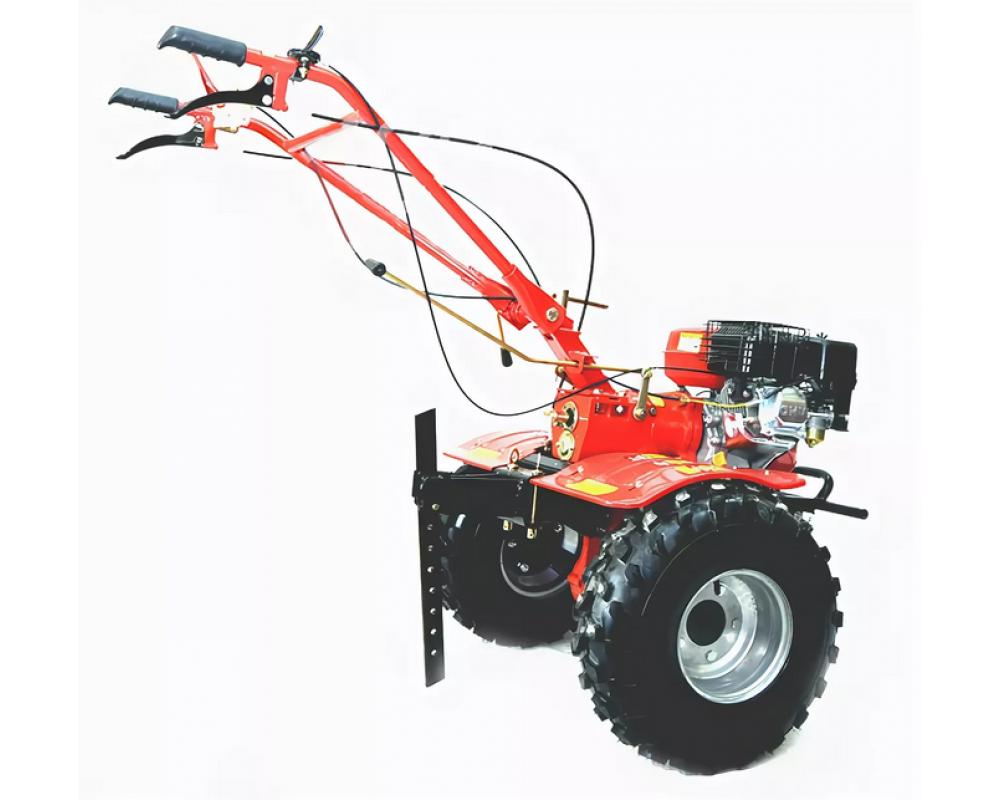 Мотоблок FORZA МБ ECO 105 (9 Л.С) широкие колеса (19*7*8 )