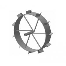 Грунтозацепы  S-24 мм шестигранник для окучивания (600х120мм).