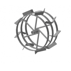 Грунтозацепы  S-24 мм шестигранник самоочищающиеся (380х180мм Forza, Crosser, Weima, Хопер) и др.