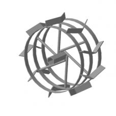 Грунтозацепы S-31-32мм шестигранник самоочищающиеся (380х180 мм, Forza, Crosser, Weima, Хопер) и др.