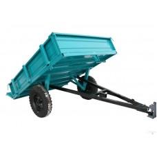 Тележка ТМ-500 МТ на мини трактор