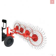 Ворошилка колесно-пальцевая ВМ-4 (Вулкан)