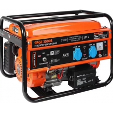 Генератор бензиновый 4-тактн. PATRIOT Max Power SRGE 3500E (2,8 кВт) (Электростартер)